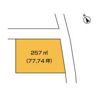 富士市大淵 土地