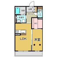 釜石市平田第2地割51-36(上平田ニュータウン) 賃貸アパート