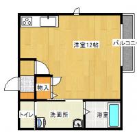 釜石市只越町2丁目3-9 賃貸アパート